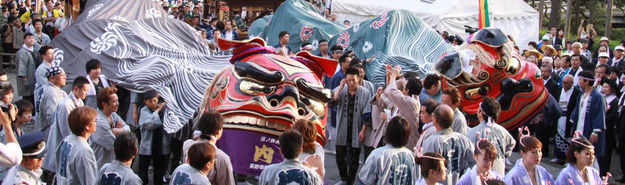 篠ノ井大獅子保存会